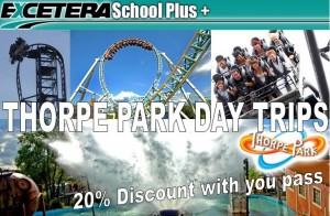 Thorpe Park School Plus discount Thorpe